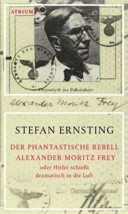 Alexander Mortiz Frei literatura fantástica
