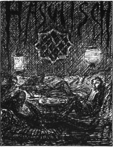 Oskar A. H. Schmitz, Hachís. Cuentos