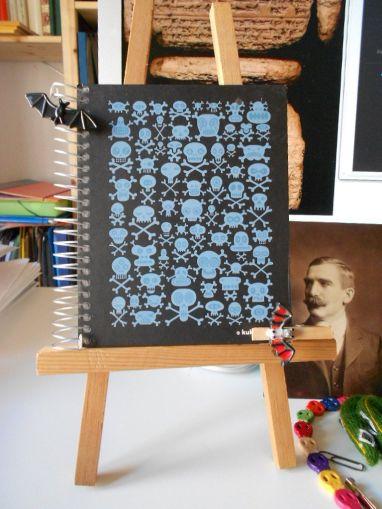 Cuaderno de las calaveras