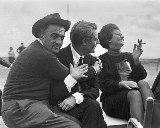 Fellini-mastroianni-loren