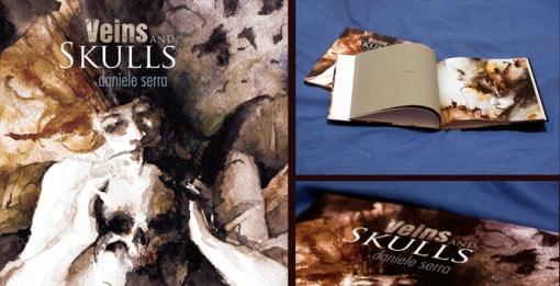 Daniele Serra, Veins and Skulls