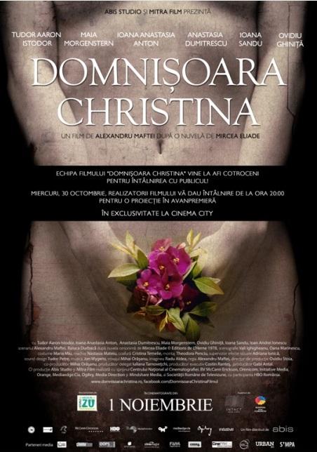 Domnisoara_Christina_film
