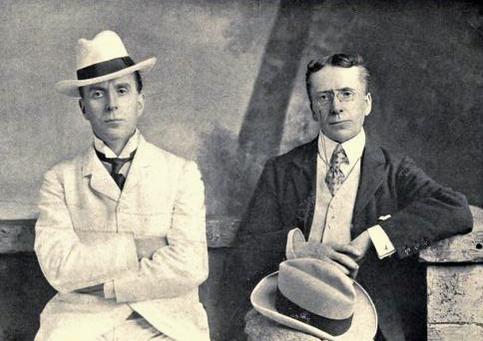 Weedon-and-George-Grossmith