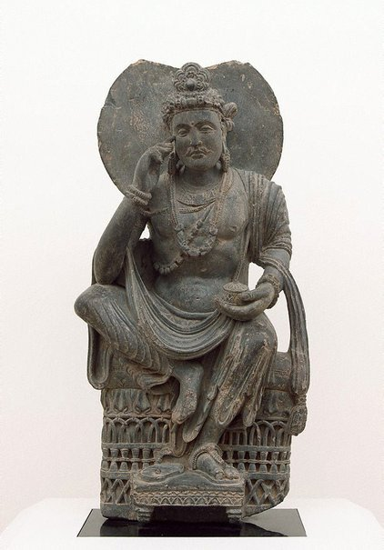 Bodhisattva 3rd century Art Gallery of the New South Wales Sydney