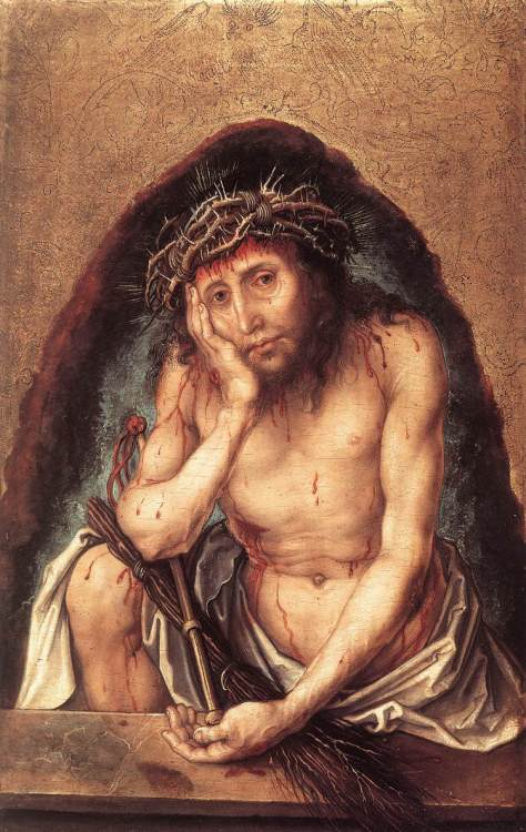 Dürer Christ as the Man of Sorrows