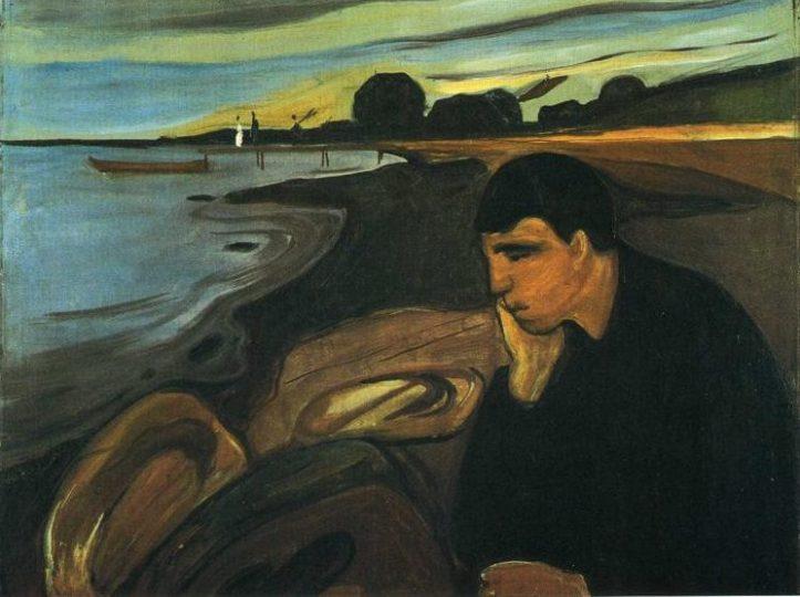 Munch melancholy