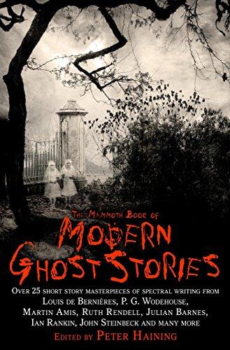 antología cuentos de fantasmas