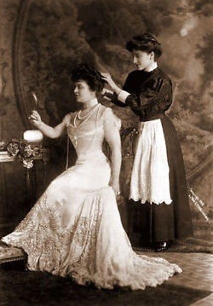 La campanilla de la doncella, Edith Wharton