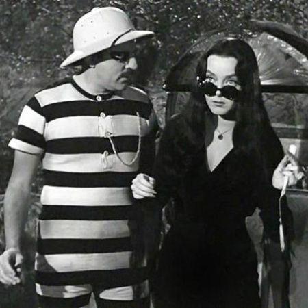 Familia Addams serie